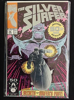 SILVER SURFER #50 Lot of 1 Marvel Comic Book - Thanos!
