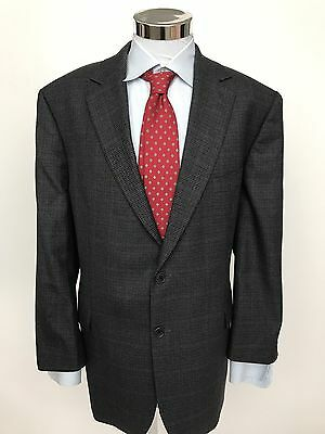 Brooks Brothers Madison 1818 Wool 2 Button Sport Coat Blazer Size 44 R