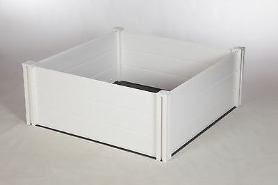 """Whelping Box 60""""x60"""" w/Piggy Rails and Rubber Liner Dog,Puppy,Pen,"""
