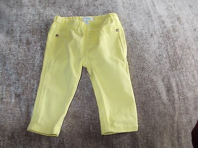 Baby Country Road, cotton stretch pants (denium style) size 3-6 months