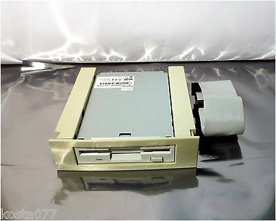 "Panasonic JU-257A826P, 3.5"", 1.44MB Floppy Disc Drive w/ 5.25"" Adapter Tray"