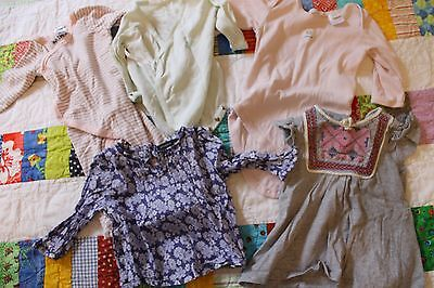 Baby girl's clothing, size 000 / 0-3 months