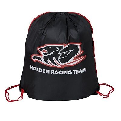 Holden Racing Team Hrt Drawstring Bag - V8 Supercars Bathurst Commodore Vf Ve