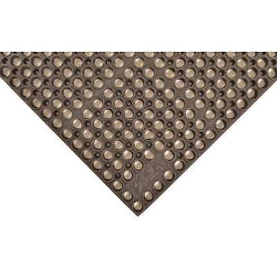 "2 ft. 5"" Drainage Mat, Black ,Apex, T12S3929BL"