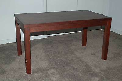 Vintage Heavy Solid Timber Table
