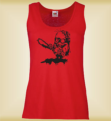 Zombie Minion Mujer Chaleco Slim  Awesome Ladies Festival Summer Vest