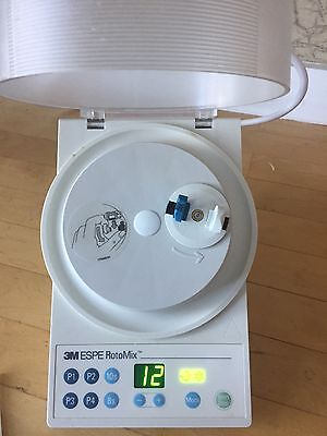 3M RotoMix capsule mixing device dental
