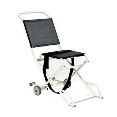 Roma 1823 Ambulance Evacuation Chair with 2 Rear Wheels