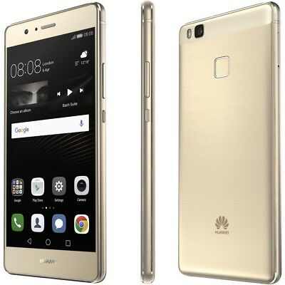 New Huawei P9 Lite VNS-L31 Gold 16GB 3GB RAM 4G Wifi Android Unlocked Smartphone