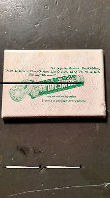Life Savers vintage advertising purse/pocket mirror