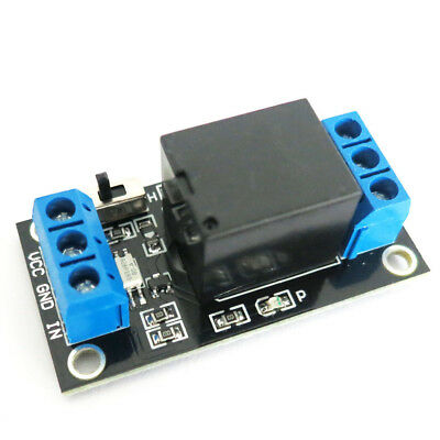 1pcs 3V/3.3V 1-channel Relay High-Low Level Driver Relay Module Micro Relay