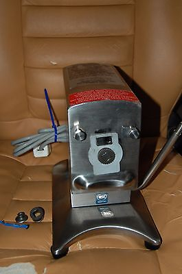 Edlund Electric Heavy Duty Model 270 Can Opener,with Extras