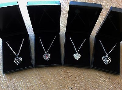 Job Lot Of 4  NEW Items Of Fashion Jewellery Gift Boxed Necklaces New 050417-05