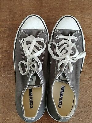 Converse all star chuck taylor low top womens 10 mens 8
