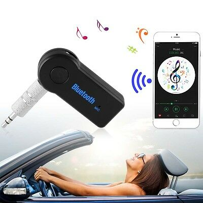 3.5mm Bluetooth 3.0 Car Home Music Audio Aux Receiver Adapter Transmitter MA913