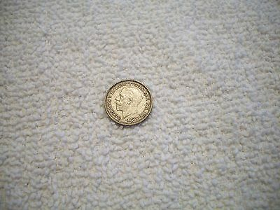 1931 Great Britain George V Silver 3 Pence