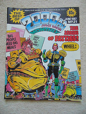 2000 AD Monthly #21
