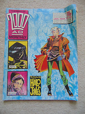 2000 AD Monthly #40