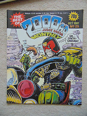2000 AD Monthly #25