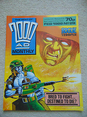 2000 AD Monthly #29