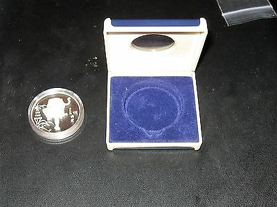 1986 Year of the Tiger Singapore coin 1 oz silver bullion