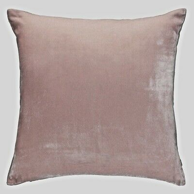 """Luxury Lavender Lilac Soft Smooth Velvet 18"""" Cushion Cover £6.99 Each Uk Made"""