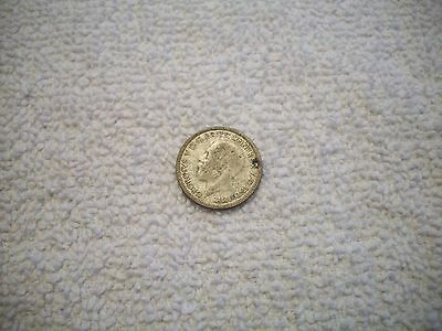 1928 Great Britain George V Silver 6 Pence
