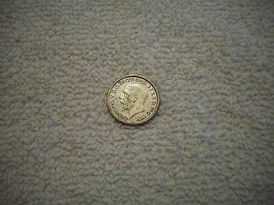 1929 Great Britain George V Silver 6 Pence