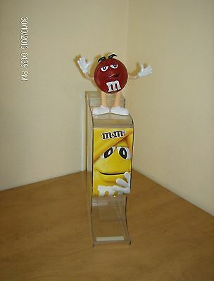 m&m Candy Cup Counter Top Dispenser Store Display