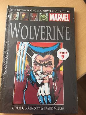 WOLVERINE  - ISSUE 9 - The Ultimate Graphic Novels Collection Marvel
