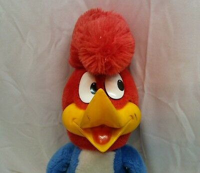 1957 Three Cheers Applause Woody Woodpecker Walter Lantz Stuffed Toy