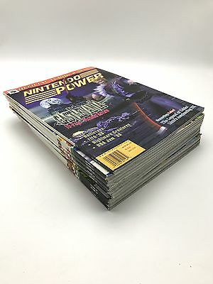 1999 Nintendo Power Magazine 12 Issues Complete 116-127