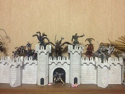 LOTR  Lord of The Rings Minas Tirith Castle,Warhammer, Games Workshop