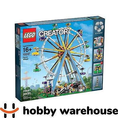 LEGO 10247 Creator Ferris Wheel (BRAND NEW SEALED)