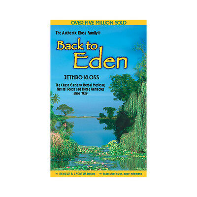 Back to Eden by Kloss - Paperback