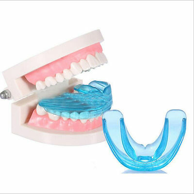 Blue A2 Orthodontic Straight Teeth System Teens Adult retainer Box Health Care