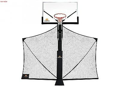 Basketball Return Net Rebound Guard Catcher Goal Goalrilla Practice Trainer NEW