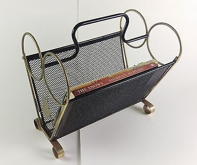 Antique / Retro Magazine Rack