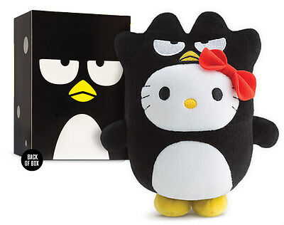 McDonald's x Hello Kitty 40th Anniversary Bubbly World Bad Badtz-Maru Plush Toy