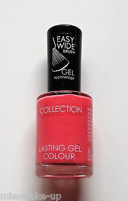 Collection Lasting Gel Colour Nail Polish Watermelon 6