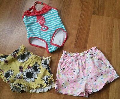 girls age 9-12 months summer clothes