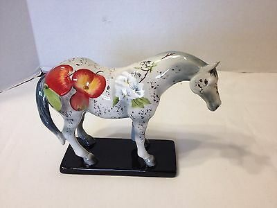 Painted Ponies 1E Appleoosa #1596 Trail Of Painted Ponies Westland 2004 First