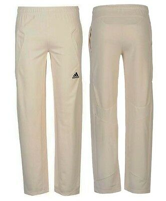 2017 Adidas Howzat Cricket Playing Trousers - FREE P&P
