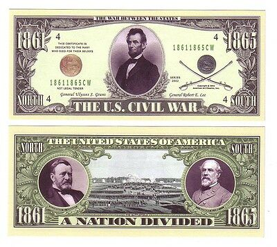 Dollars Us The Us Civil War