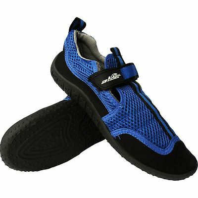 Alder Coral Soul Watersports Kids Beach Shoes, Royal Blue