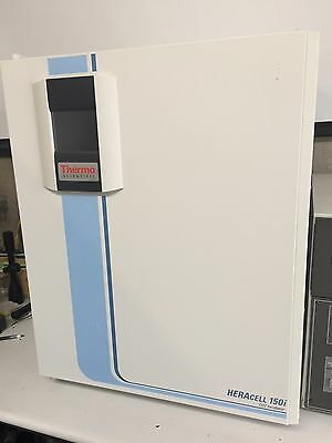 THERMO SCIENTIFIC HERAcell 150i CO2 DIGITAL CONTROL INCUBATOR