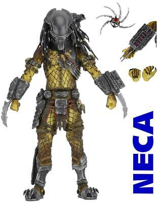 "AVP Aliens vs Predator Serpent Hunter Action Figur 7"" NECA Serie 17"