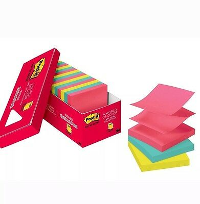 Post-it Pop-Up Notes 18-Pads Cabinet Pack 100 Sheets-Pad (R330-18CTCP)