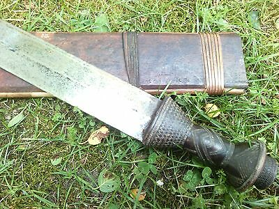Sudan dervish Sword  old Africa used RARE