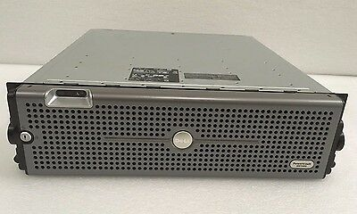 "Dell Powervault Md1000, 15X 3.5"" Hdd Bays, 2X  Emm Controller, 2X Psu ,5 Trays"